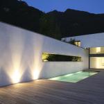 installation d'éclairage dans une piscine Blois (41)